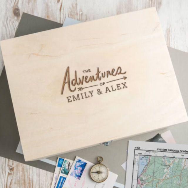 adventures box