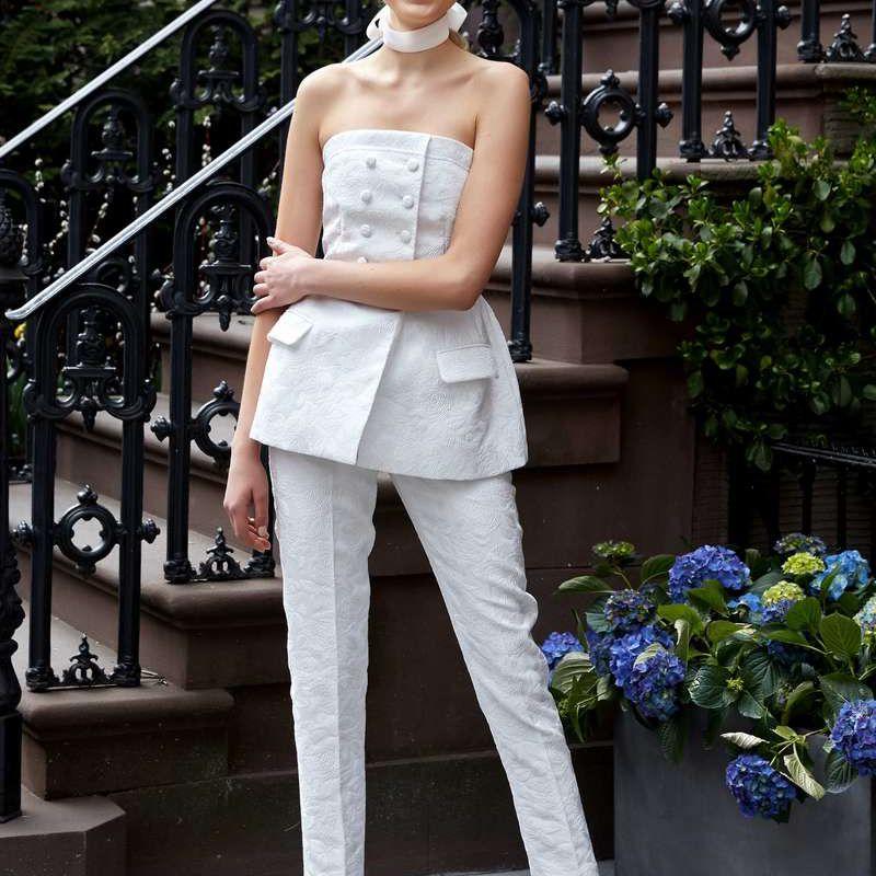 Lela rose top and pant