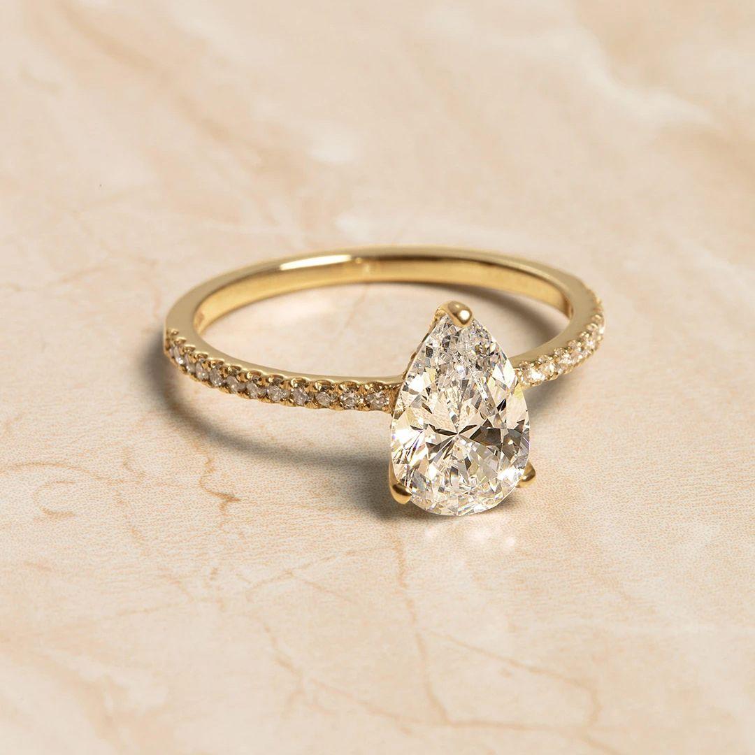 Aprés Jewelry The Kaia Ring Setting
