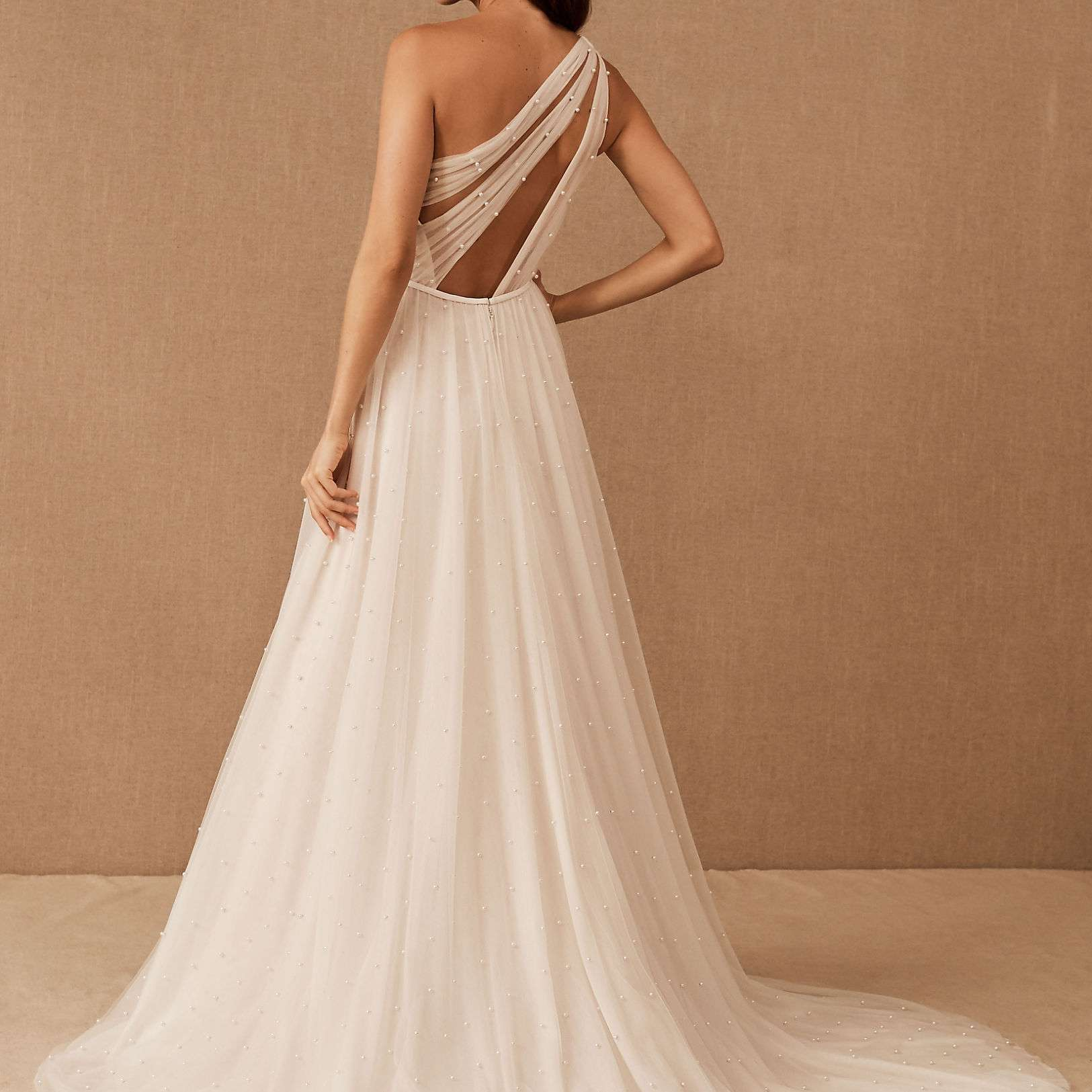 Hayley Paige Pearl Gown