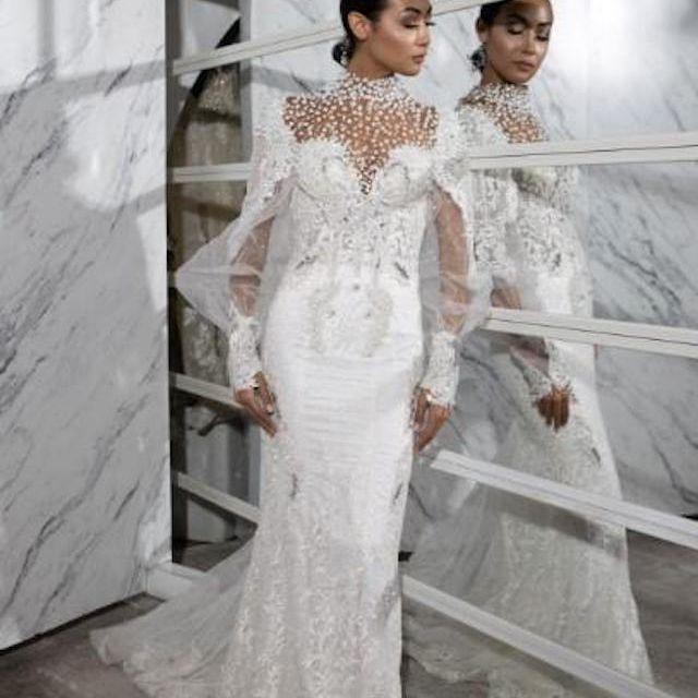 Esé Azénabor Dress Style #4010