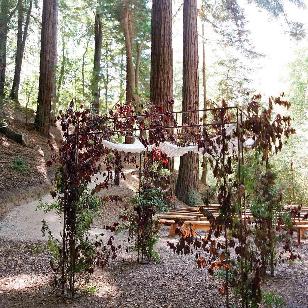 ceremony structure