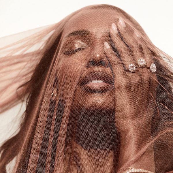 Jasmine Tookes for Logan Hollowell Jewelry