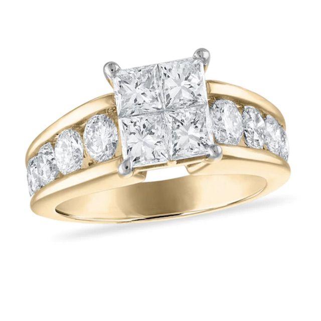 Jared Diamond Engagement Ring