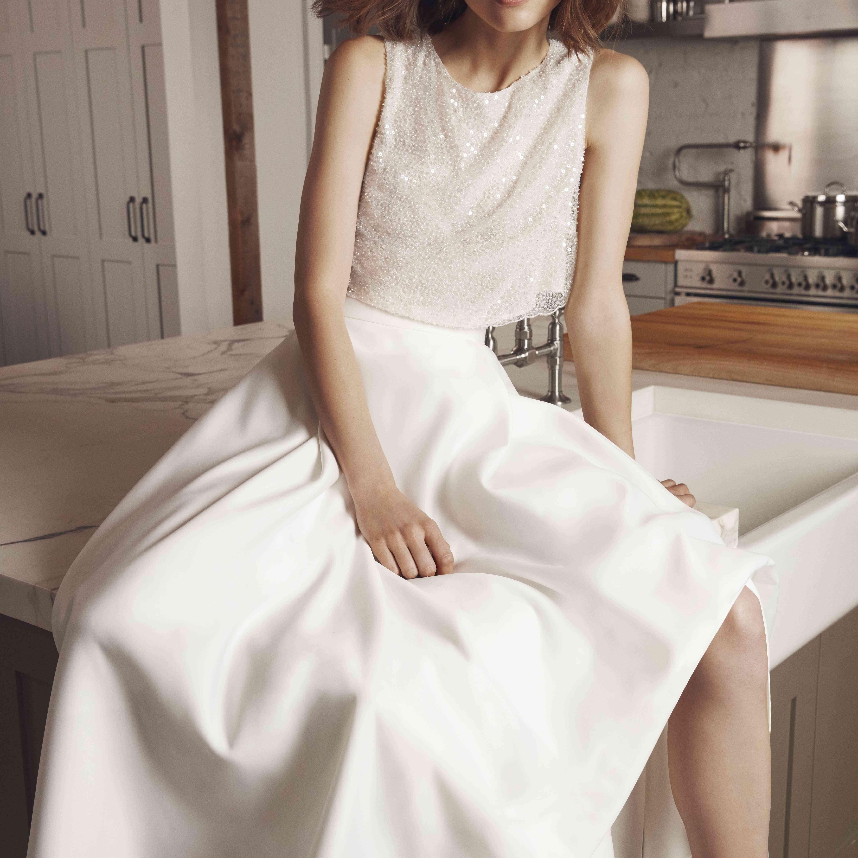 Gallery New Mira Zwillinger Wedding Dresses Spring 2019: Floravere Bridal Spring 2019
