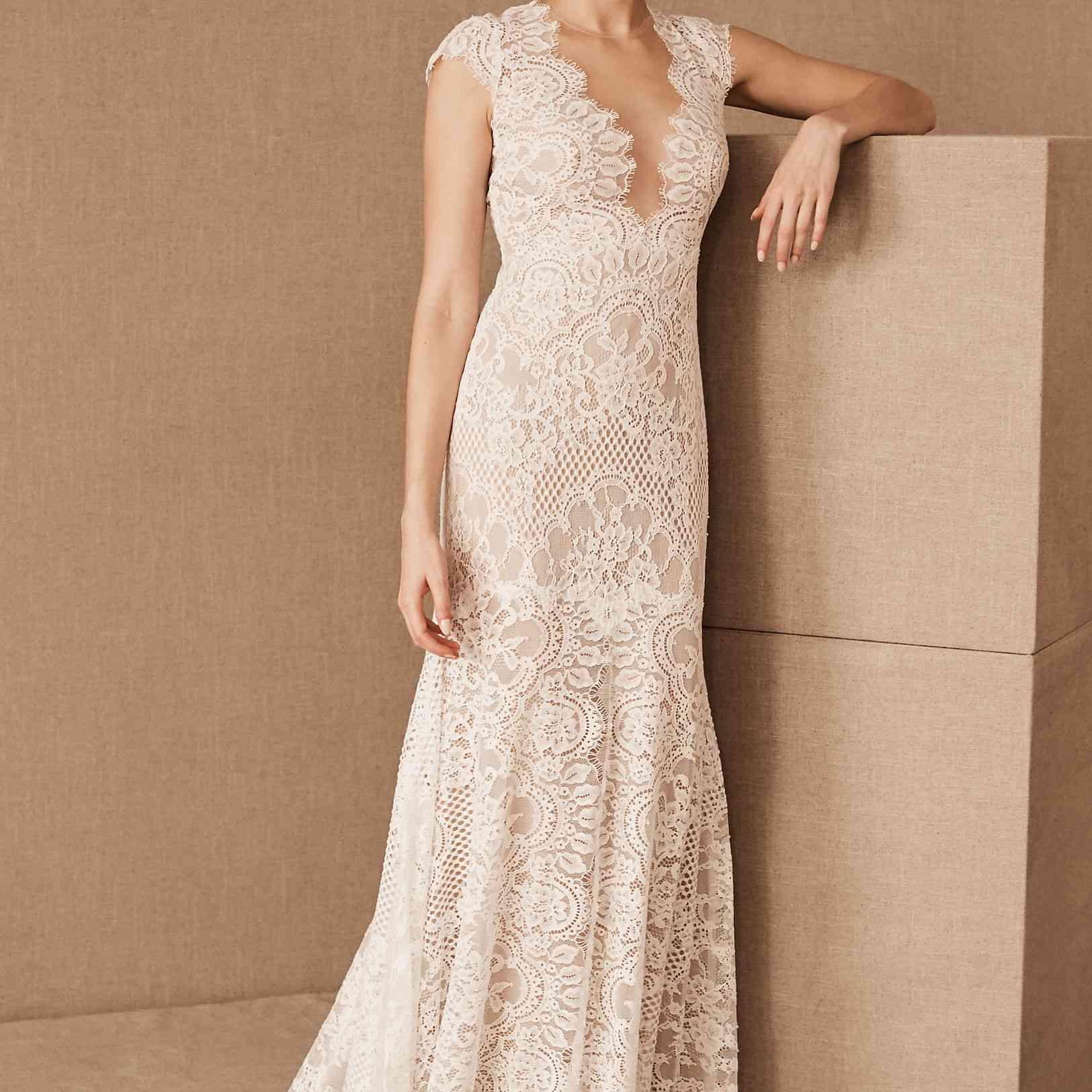 Wtoo by Watters Philomene Gown $1,400