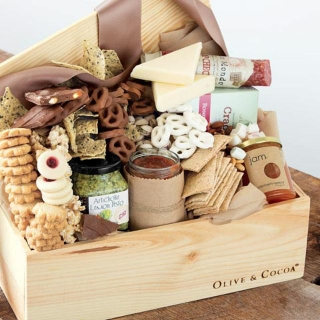 Olive & Cocoa Tastes for Everyone Gift Basket