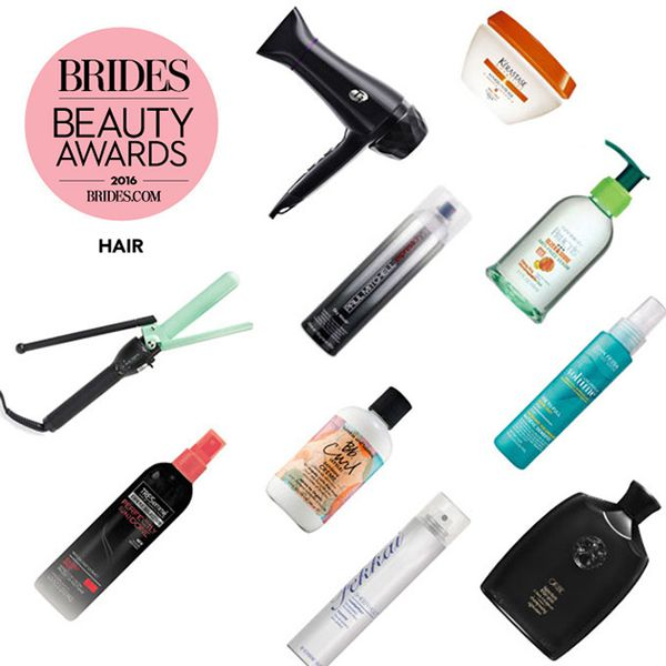 BRIDES Beauty Awards 2016: The Best Wedding Makeup Products