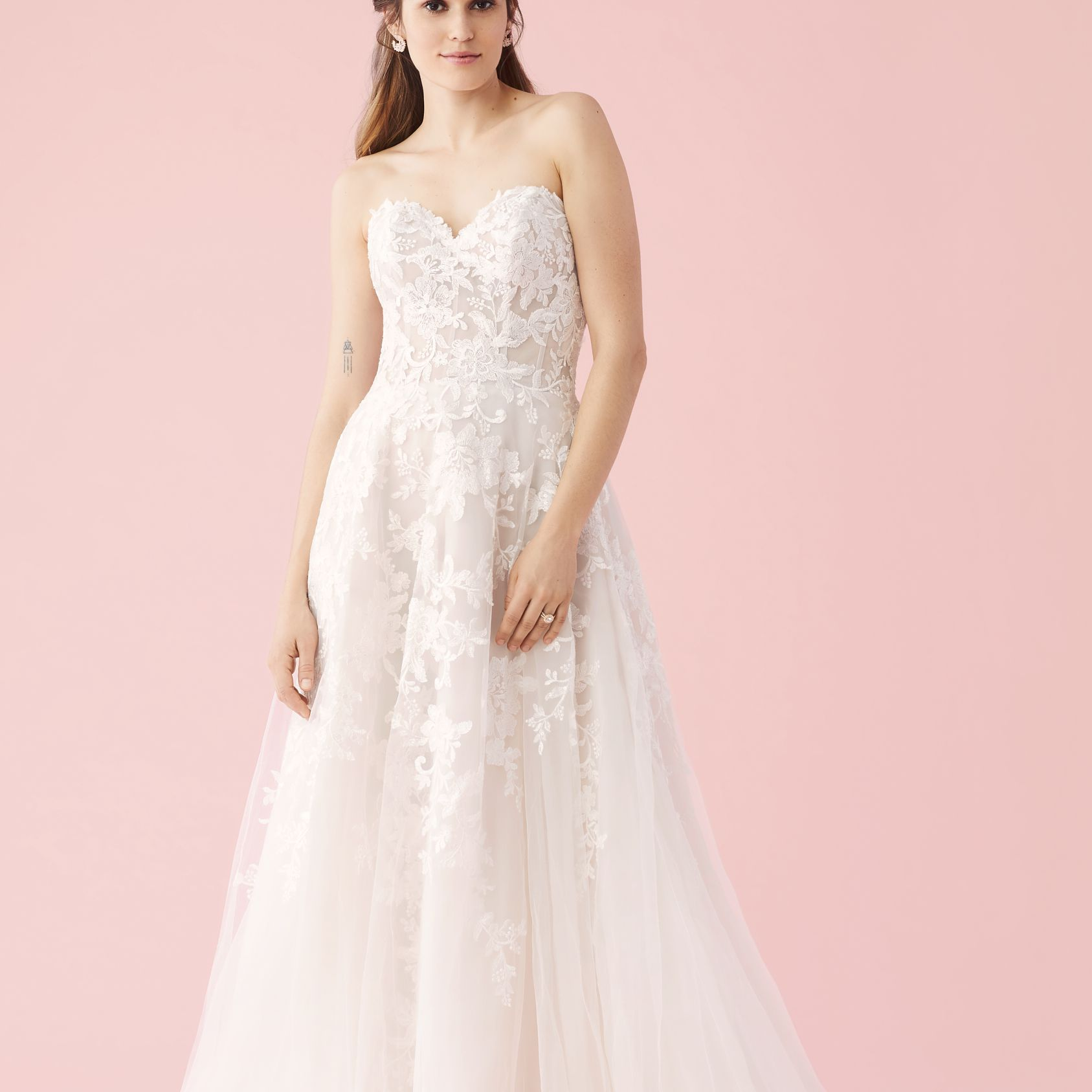 Finding The Perfect Wedding Dress For A Modern Day Fairy