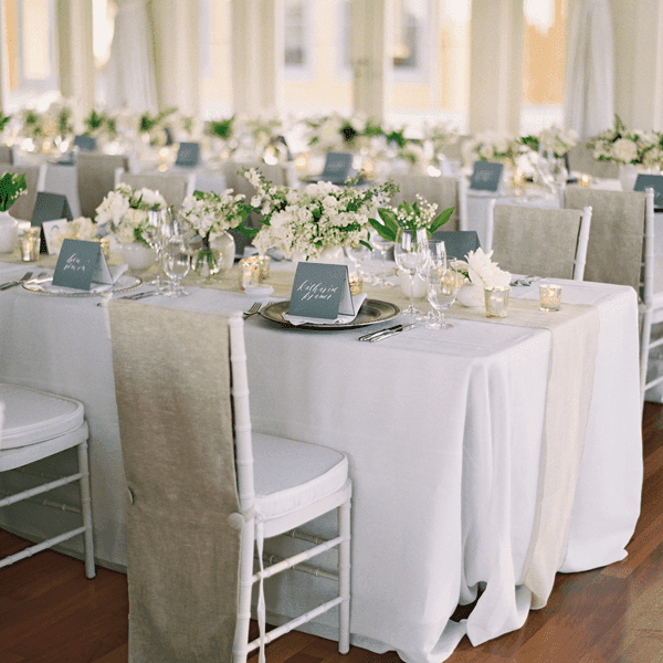 Wedding Chair Covers That Arent At All Cheesy We Promise