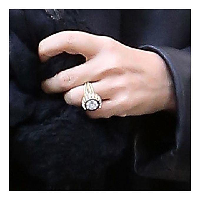 The Best Celebrity Engagement Rings