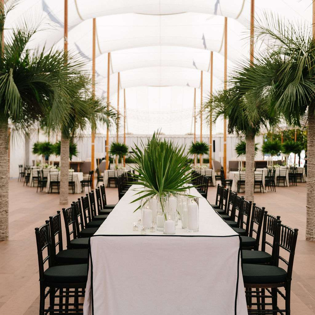 augusta wedding, tent