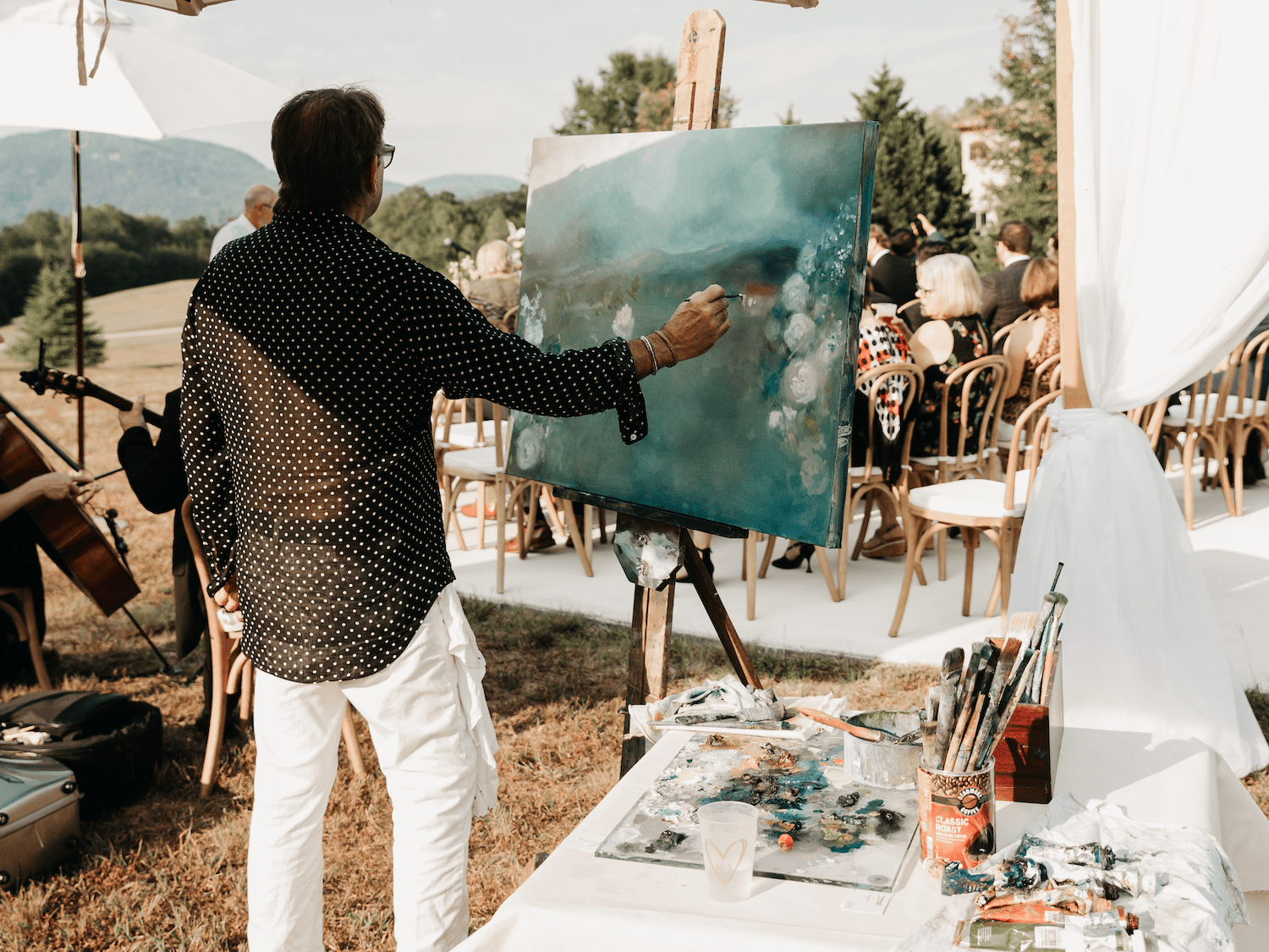 Live Wedding Painting Everything You Need To Know