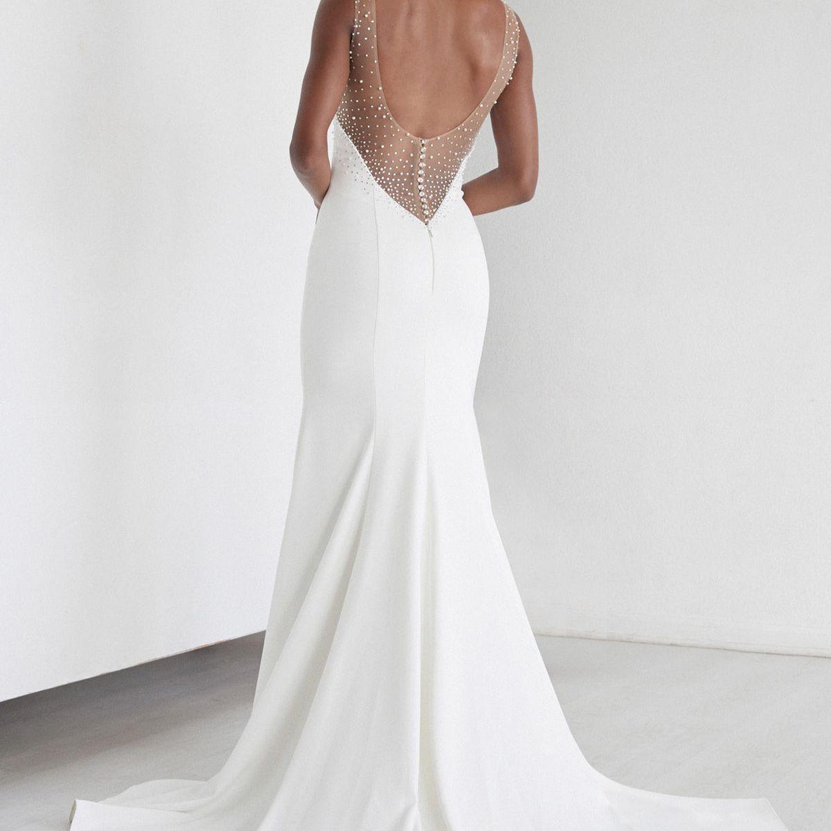 Watters Kai Wedding Gown