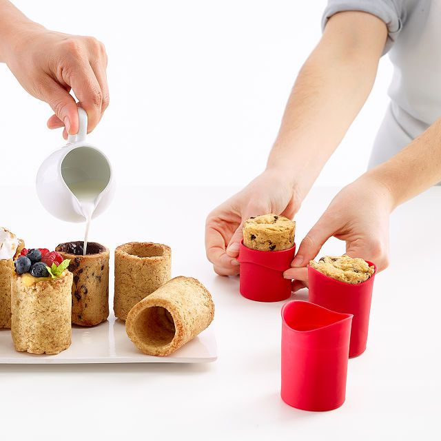 Milk and Cookies Shot Glass Making Kit