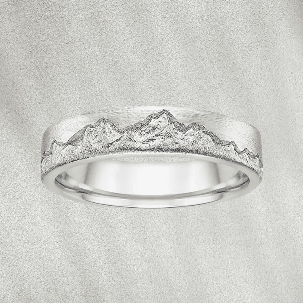 Men/'s Women/'s Wedding Band Offer Band 1 Pcs Name Engraving Ring Men/'s Personalized Engraving Women Band Engagement Ring Ring Band