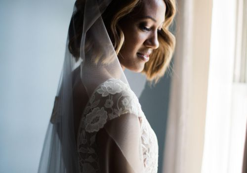 18 Wedding Hairstyles For Short Hair We Love From Real Weddings