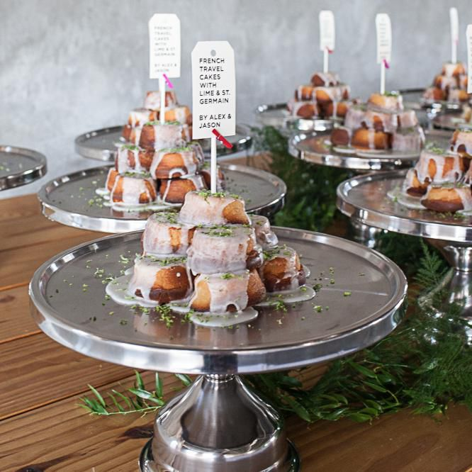 4 Tips For Planning A Wedding Without A Seated Dinner