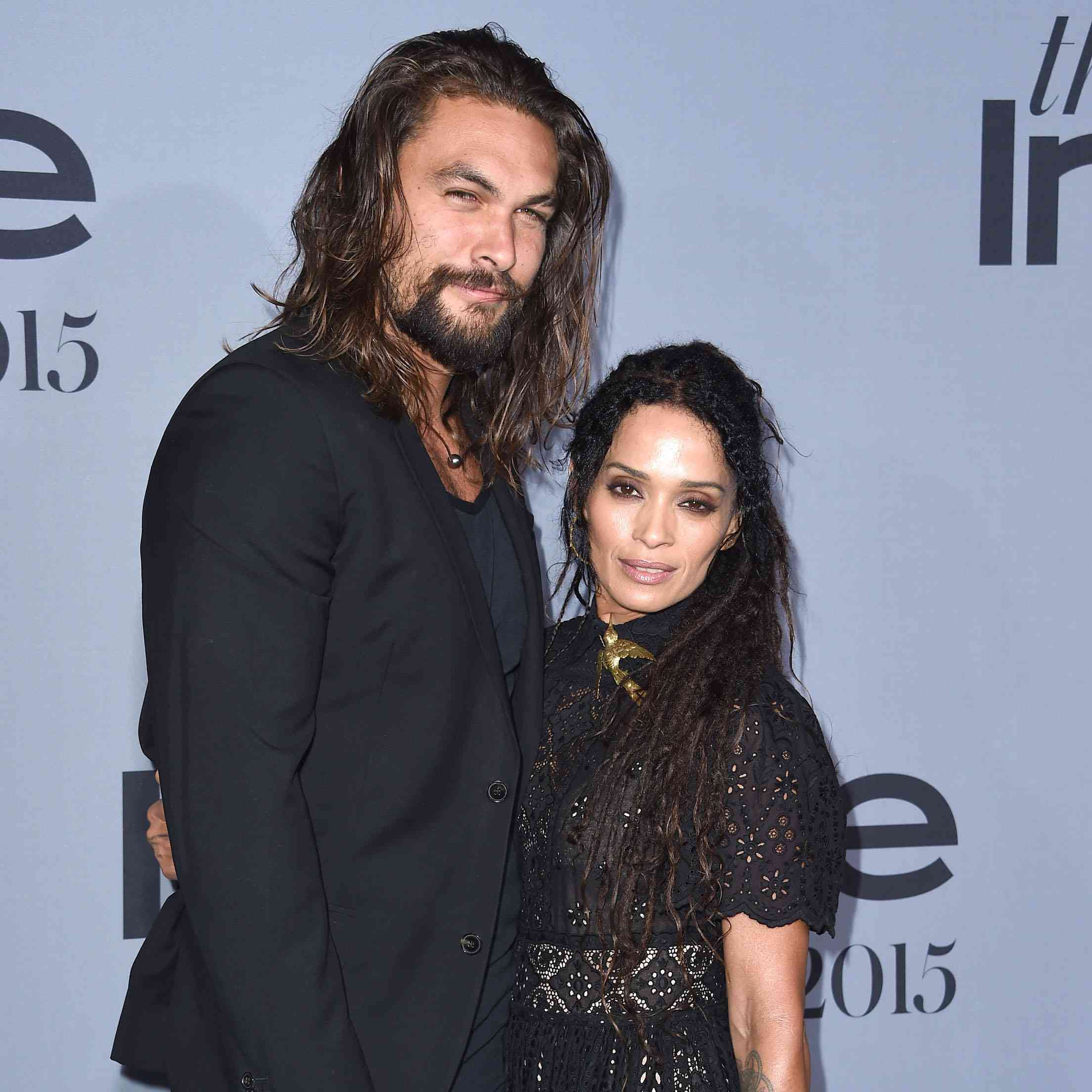 Lisa Bonet S Husband Jason Momoa Has Matching Rings With