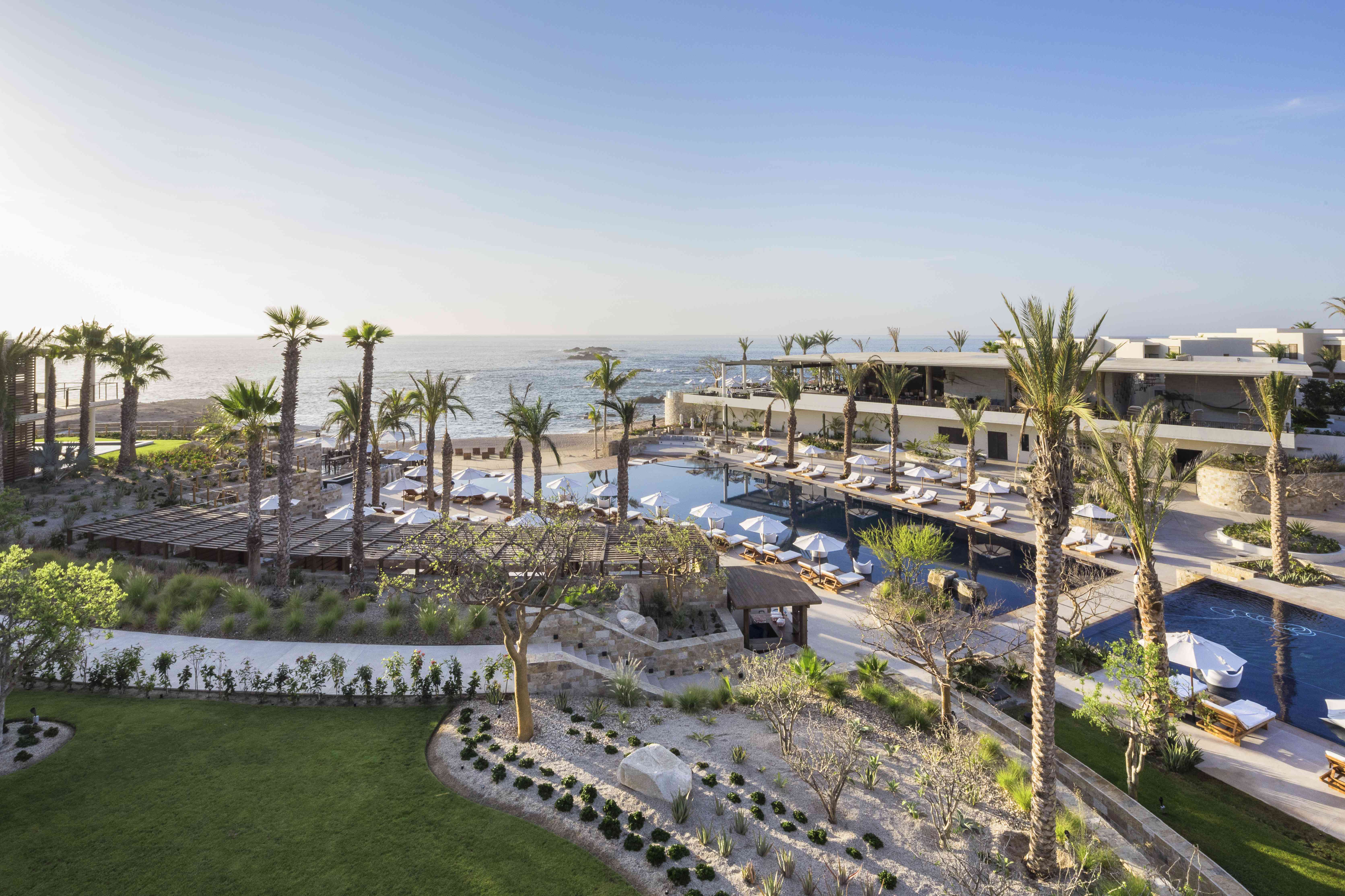 View at Chileno Bay Resort & Residences, Auberge Resorts Collection