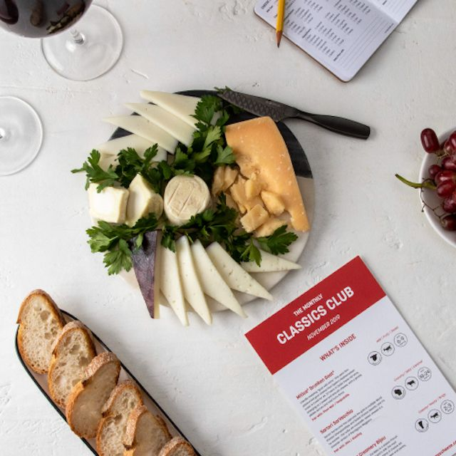 Classic Cheese of the Month Club