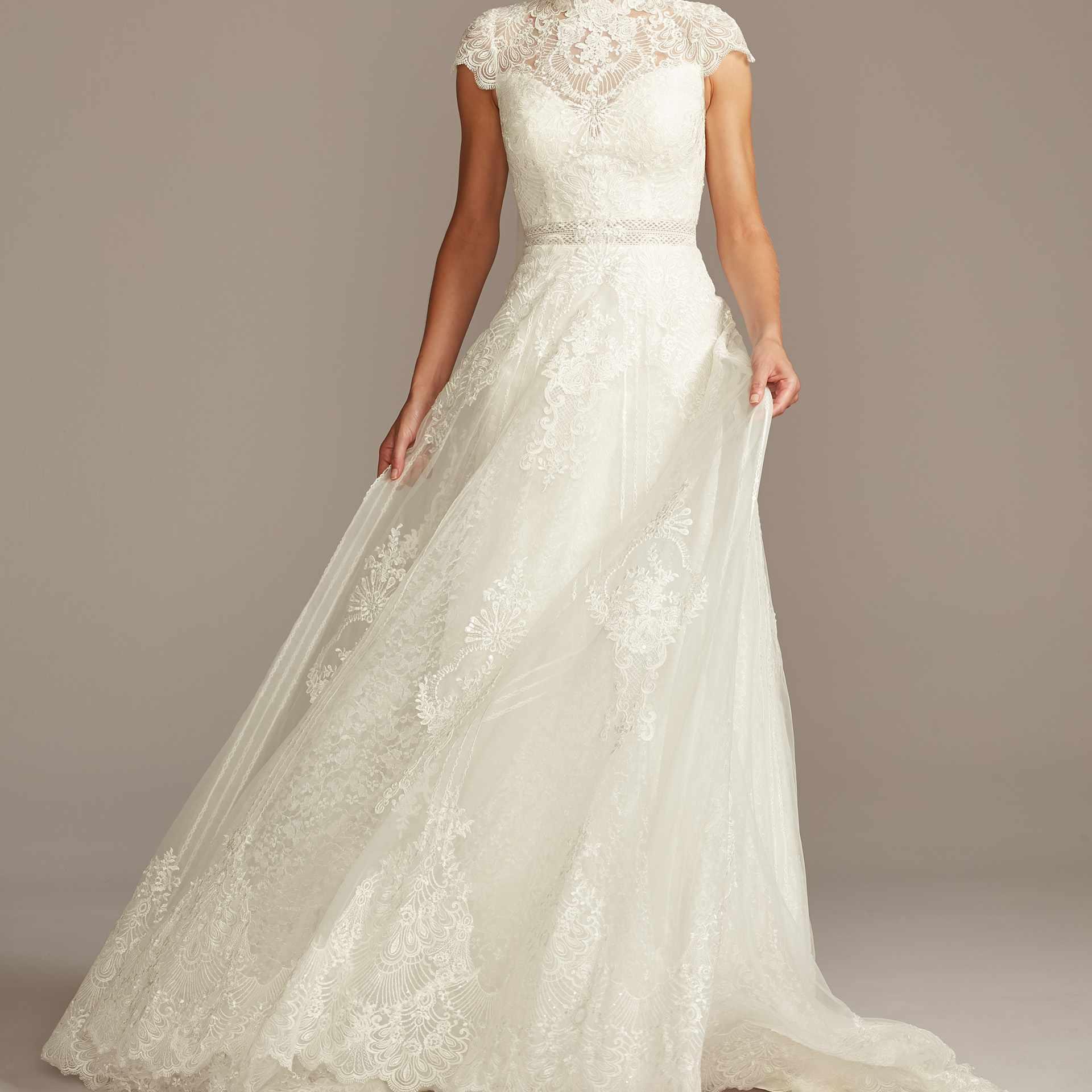 Melissa Sweet Wedding Dres