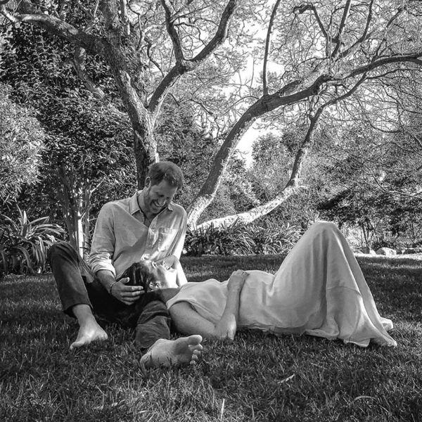 Meghan and Harry Recirc
