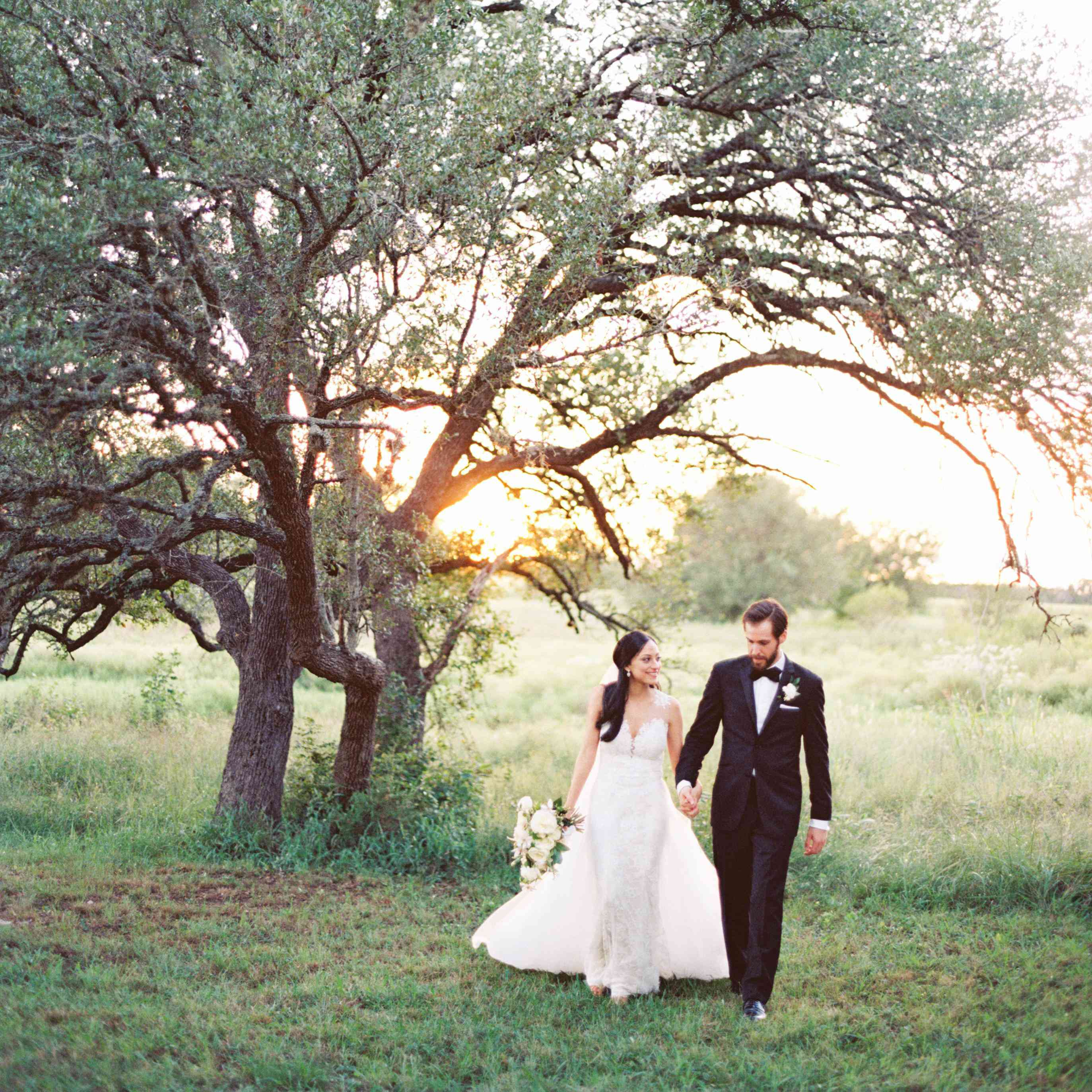 An Elegant Texas Wedding With Southern Charm