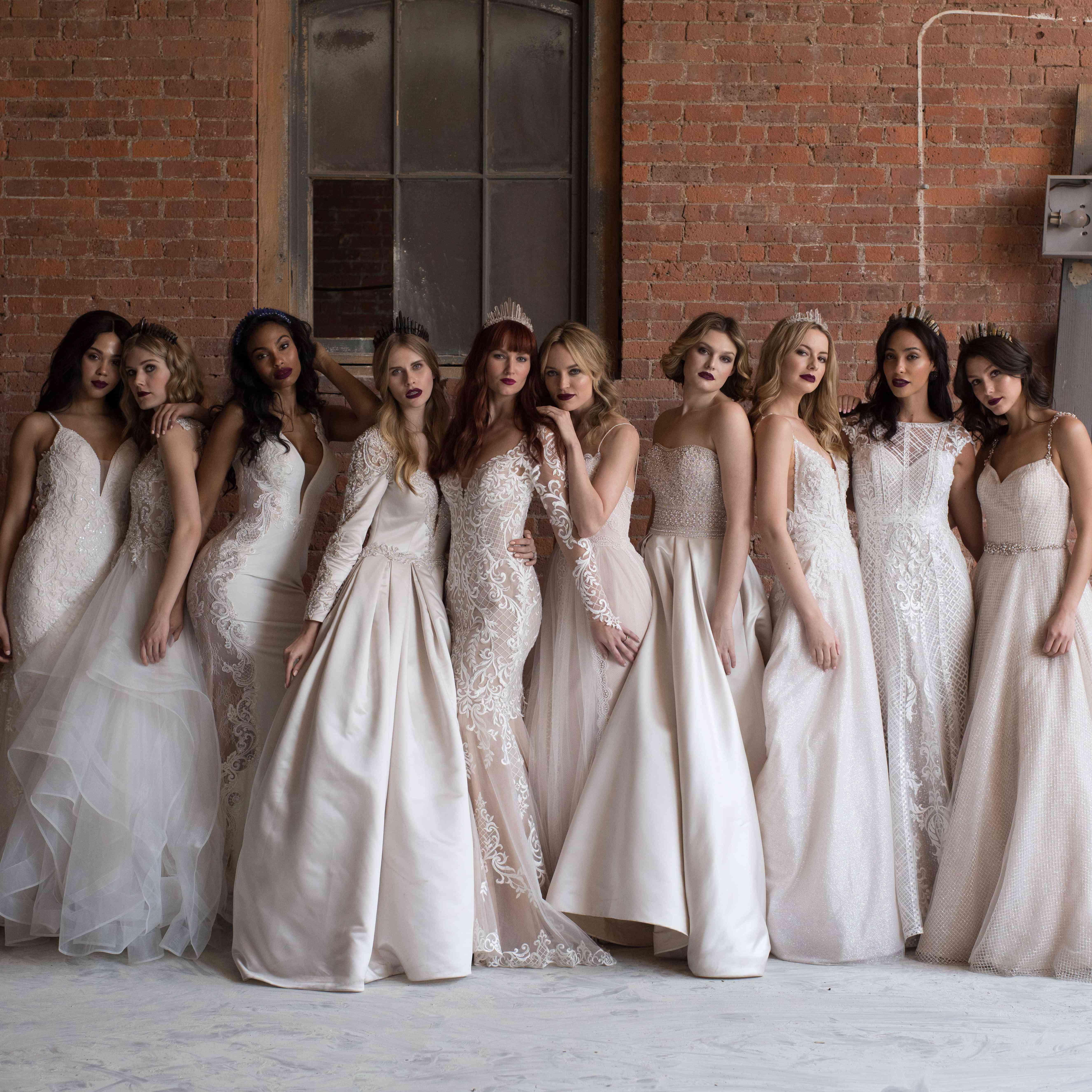 Gallery New Mira Zwillinger Wedding Dresses Spring 2019: Maggie Sottero Bridal Spring 2019
