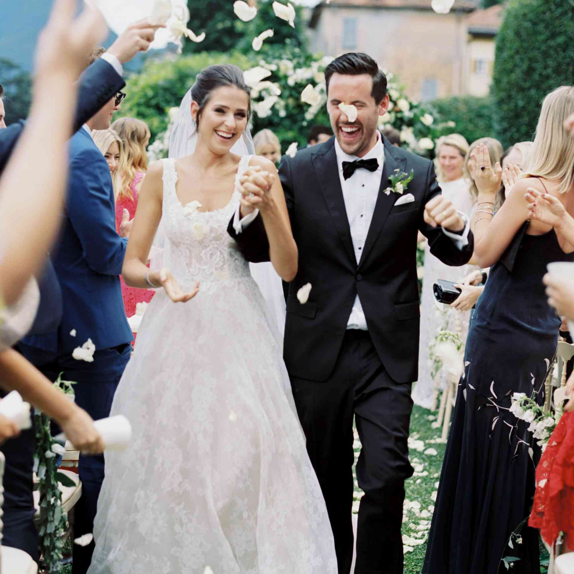 An Ultra Romantic Destination Wedding On Lake Como