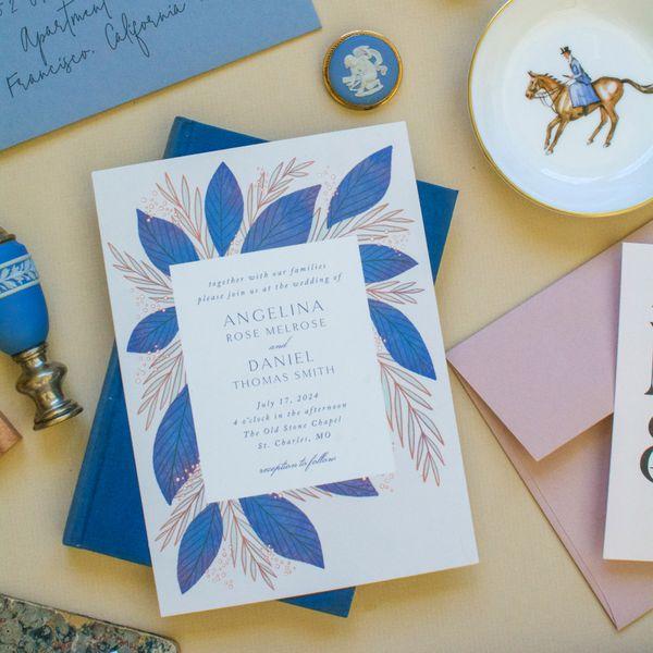 minted invitation