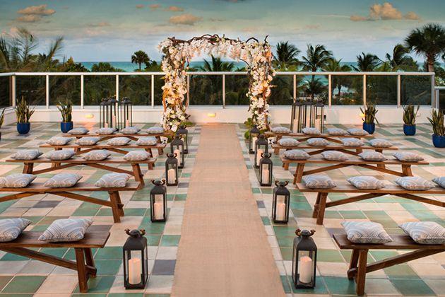 BRIDES Florida: Miami's Top Rooftop Venues