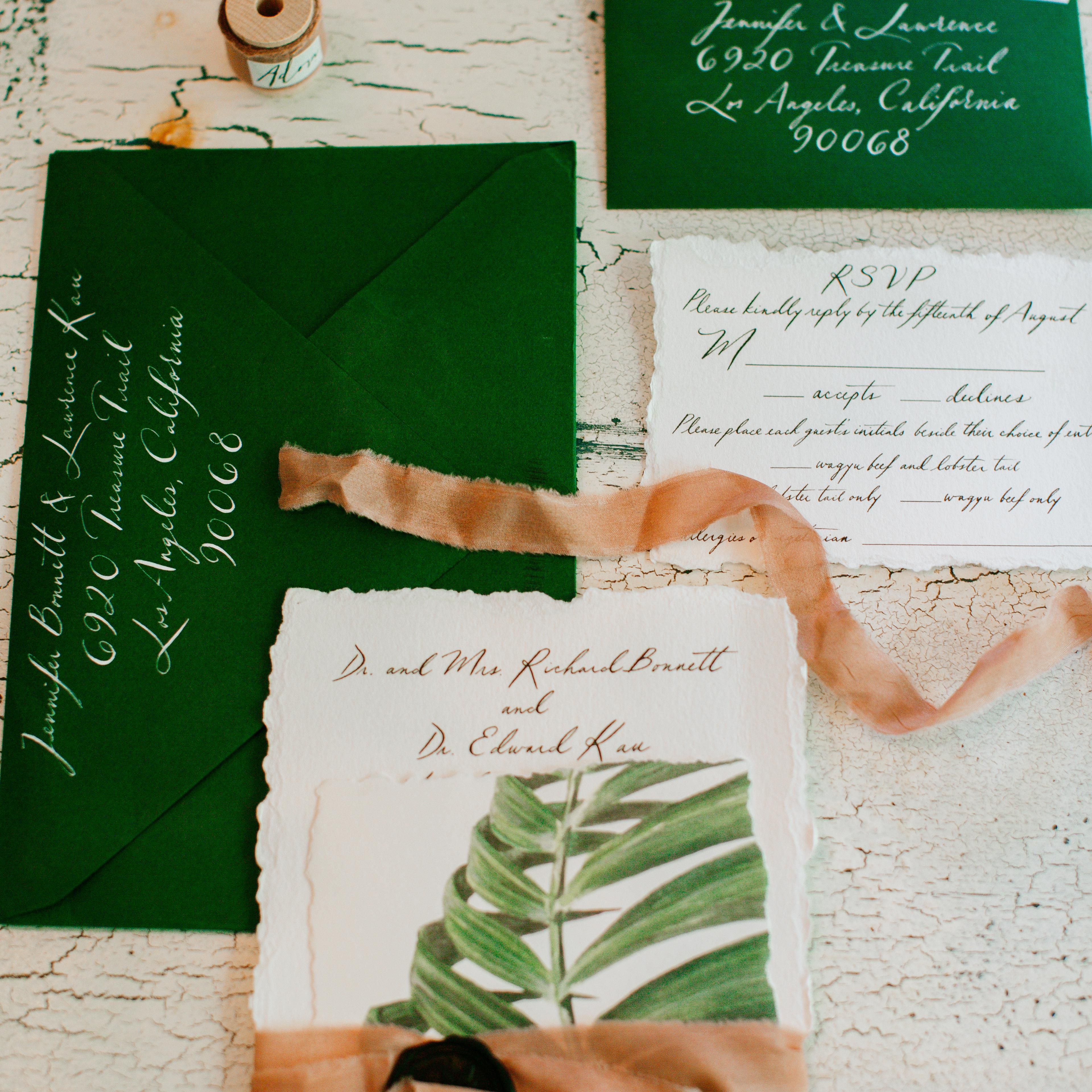 The Top 8 Wedding Invitation Etiquette Mistakes According To Pros