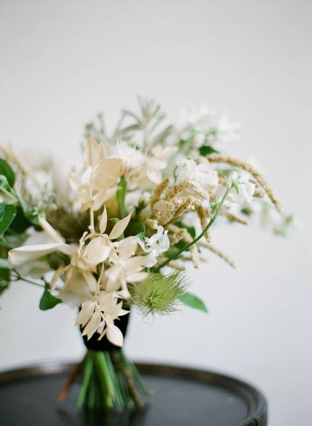 ikebana bouquet