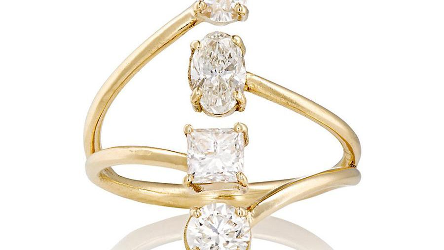 f9ef595e7230e 84 Yellow Gold Engagement Rings For Every Budget & Style