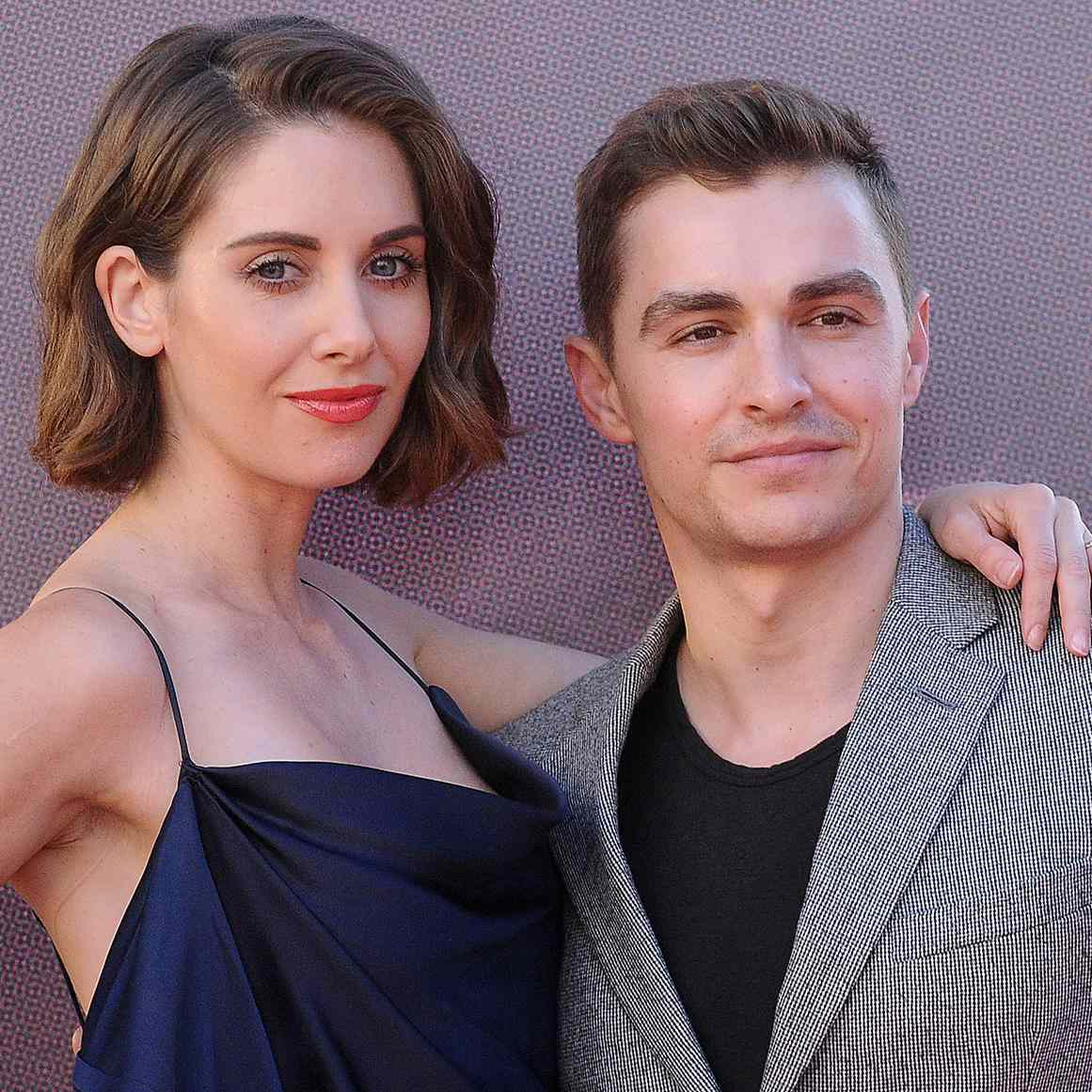 Alison Brie And Dave Franco Wedding.Alison Brie Is Officially In Love With Being Married To Dave Franco
