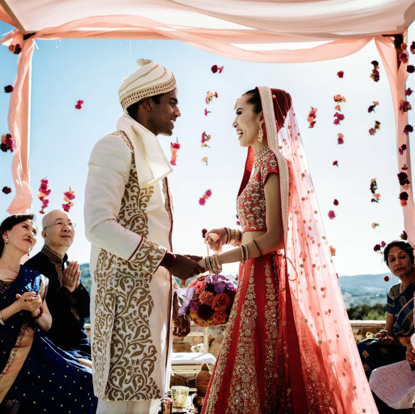 14 Hindu Wedding Ceremony Traditions You Need to Know