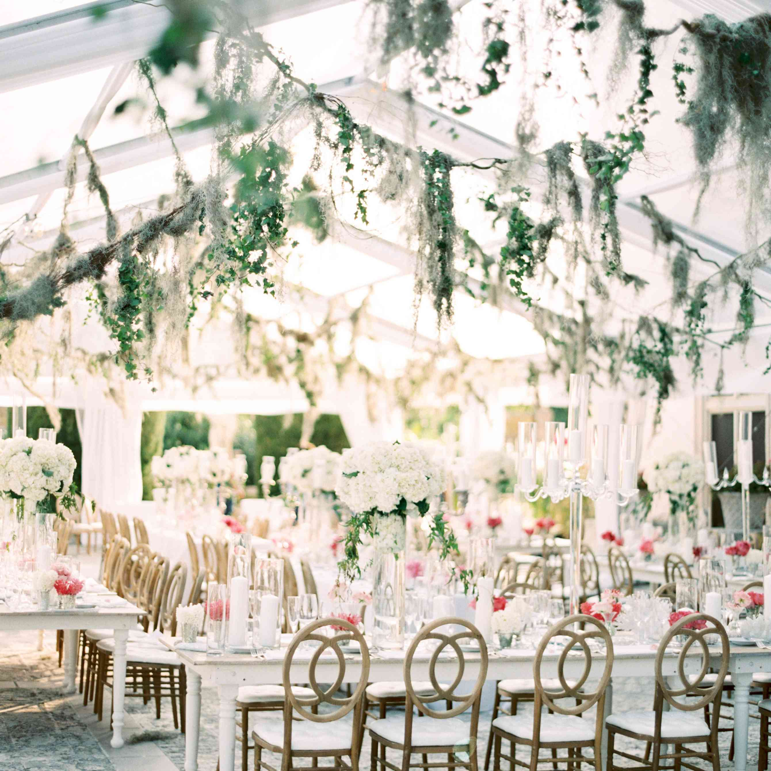 17 Beautiful Wedding Tent Ideas