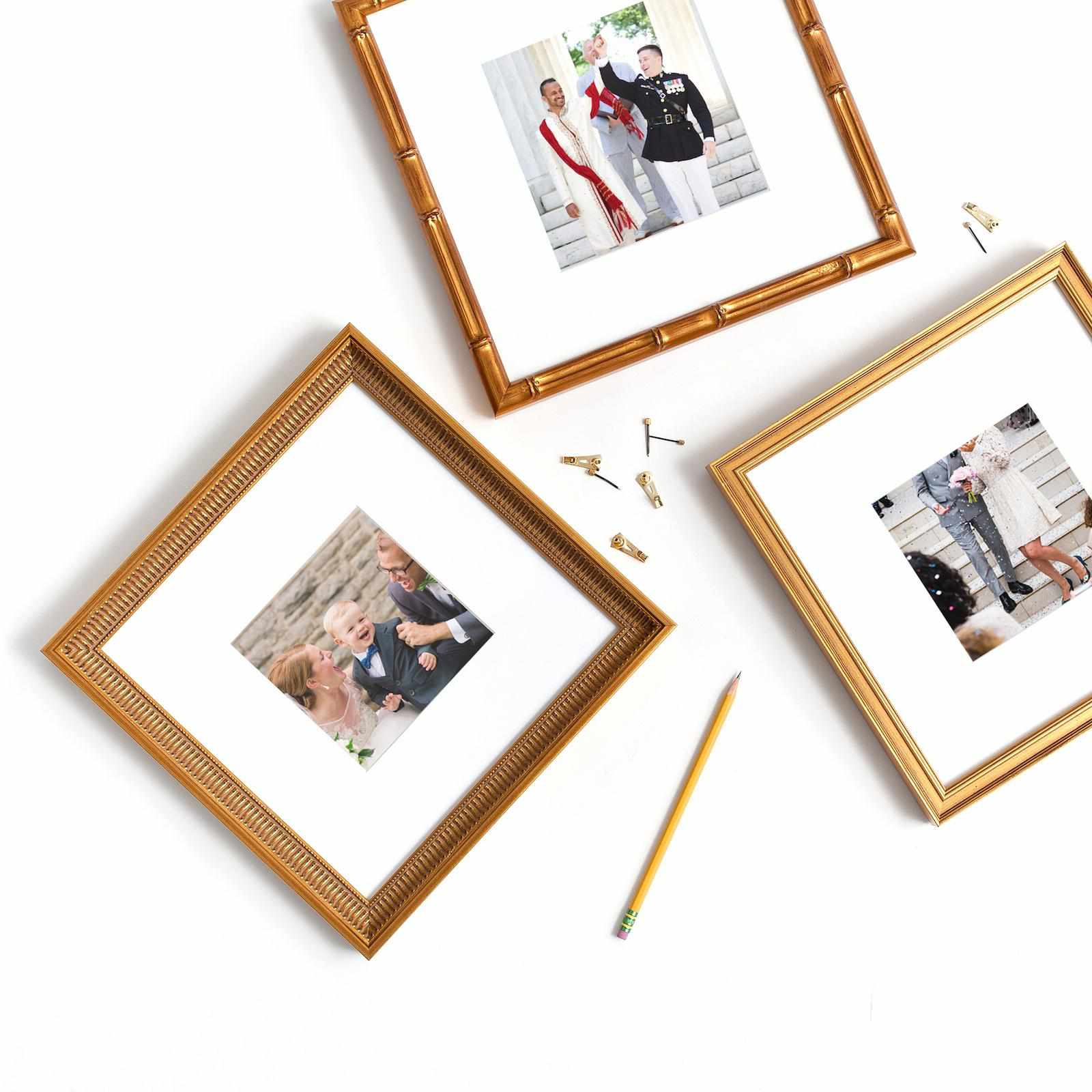 10 Companies That Make Framing Your Wedding Photos Oh So Easy