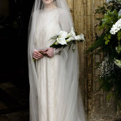 Looking Back At Downton Abbey S Best Wedding Moments In Photos