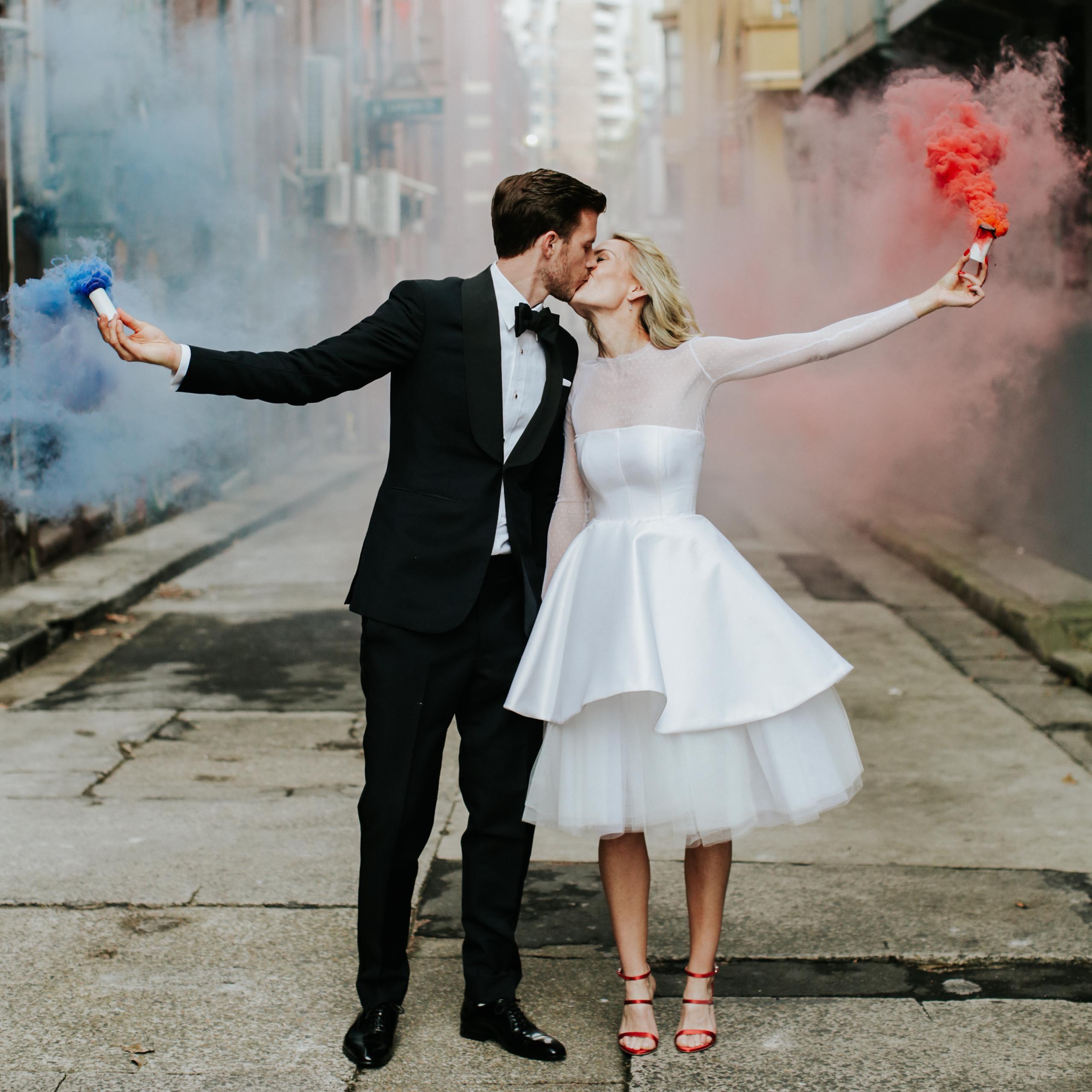13 Festive 4th of July Wedding Ideas
