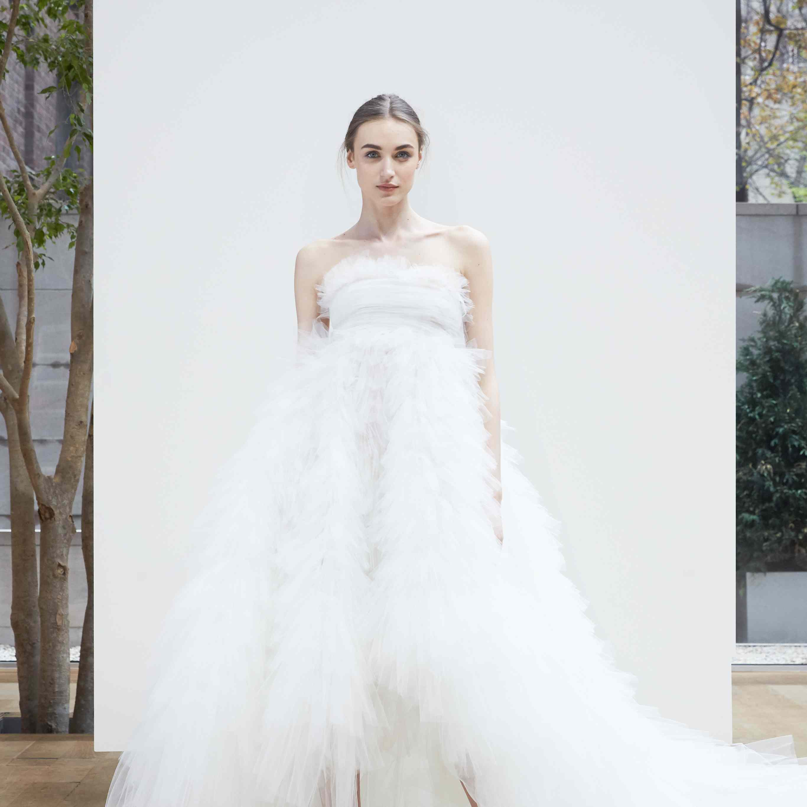 Over The Top Wedding Gowns: How To Find The Perfect Wedding Dress For Your Body Type
