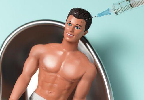 <p>Men Botox Trend</p>