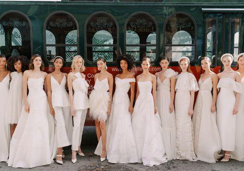 lela rose bridal fall 2020