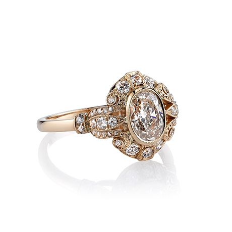 88 Vintage Inspired Engagement Rings