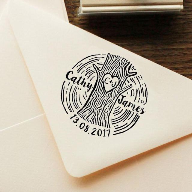 IMPRINTalk Custom Stamp