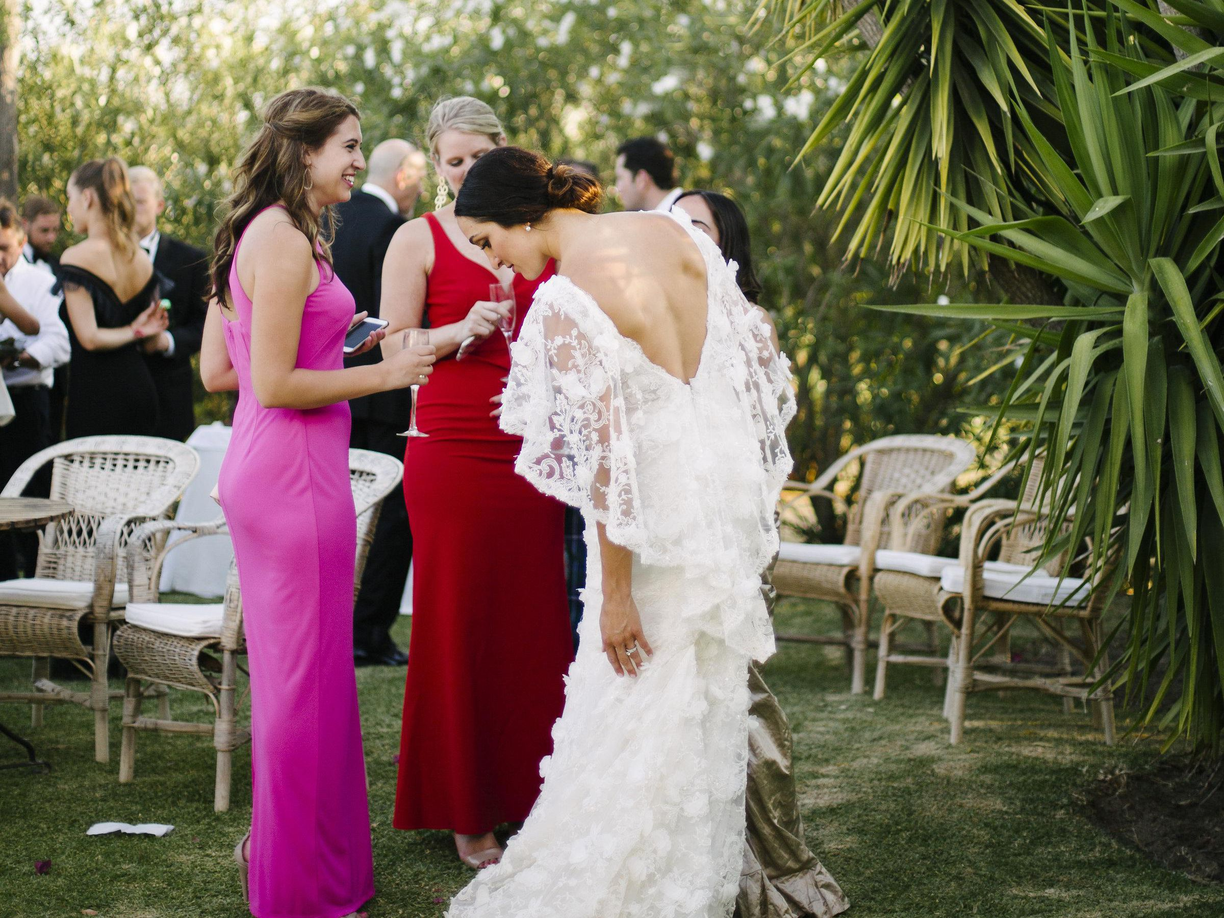 Wedding Dress Bustle Types All The Styles And Tips You Need To Know
