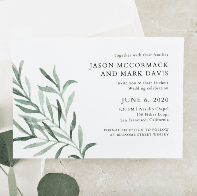 Story Tips For Creating Wedding Website: The 13 Best Websites For Wedding Invitations Of 2019