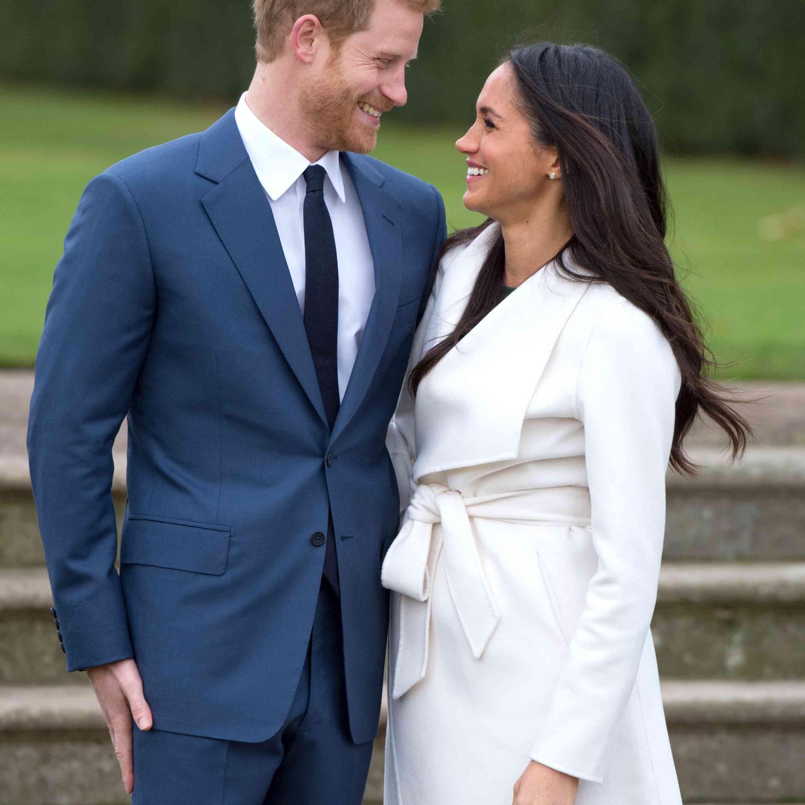 Prince Harry and Meghan Markl