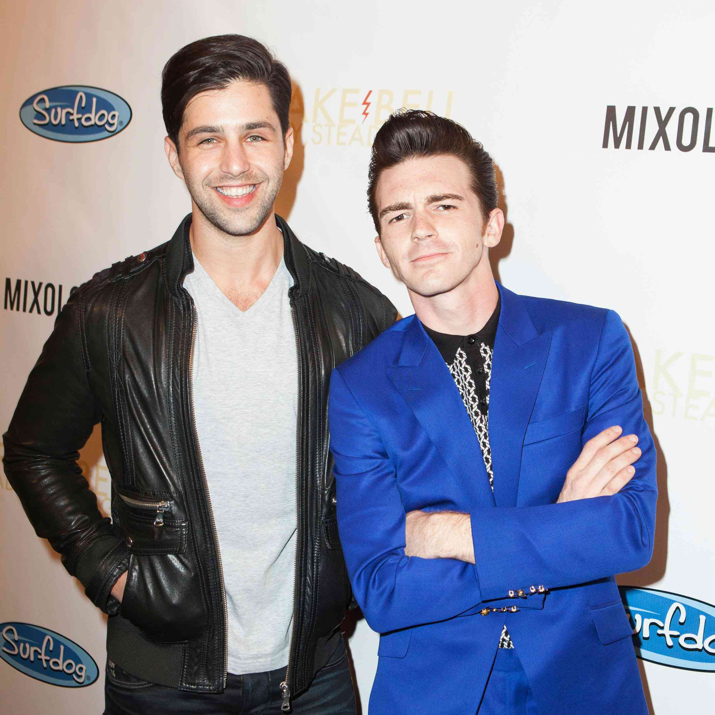 Drake Bell Wedding.Drake Bell Reveals If He D Ever Invite Josh Peck To His Wedding